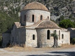 old little church in Cyprus