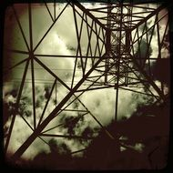 electrical tower design