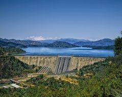 dam in north carolina