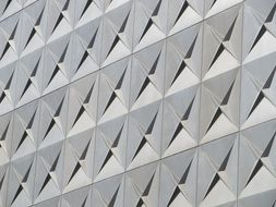 facade of an office building in dallas