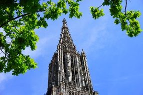 Ulm Minster record high cathedral building