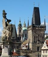 prague old town czech republic