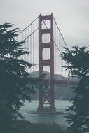 photo of Golden Gate bridge in San Francisco