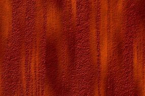 red relief texture plaster wall