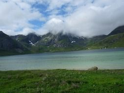 Lofoten in Norway