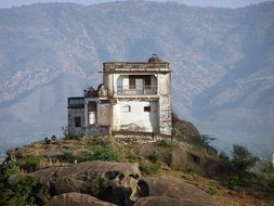 mount abu india old monument