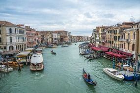venice canale grande canal italy