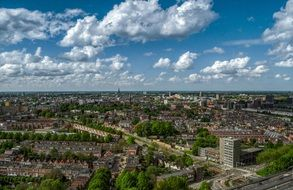 Groningen- city in the north of the Netherlands