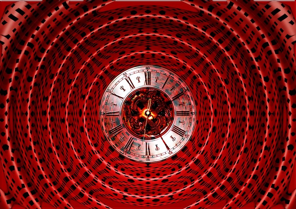 image of time background structure clock