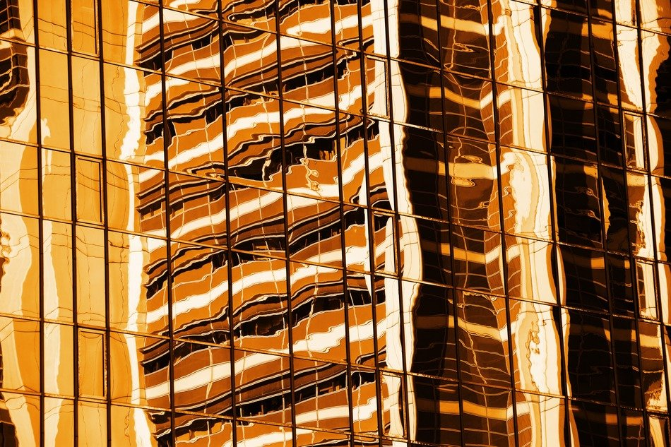 abstract architecture background pattern