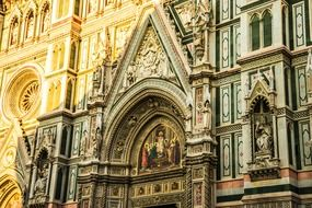 dome cathedral Florence Italy