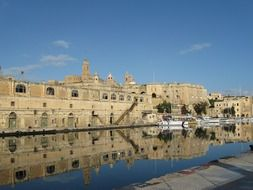 malta canal waterway