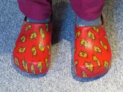 shoe slipper clog shoes slippers