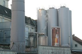 brewery factory in ulm