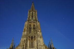 Ulm cathedral is the highest church tower in the world