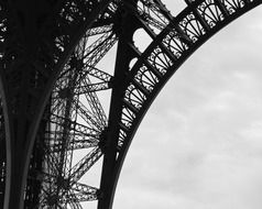 eiffel tower attraction