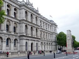 The historical architecture of london