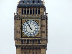 Famous big ben Tower in London