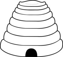Picture of beehive