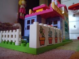 lego blocks toy house
