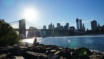 bridge under the sun Manhattan Brooklyn