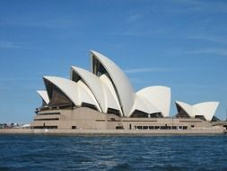 Great opera house sydney australia