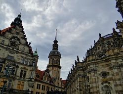 old town in dresden
