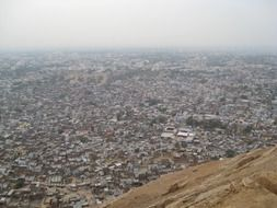 citiyscape of Jaipur in India