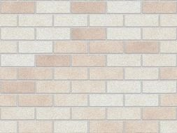 art design of brick wall in grey colors