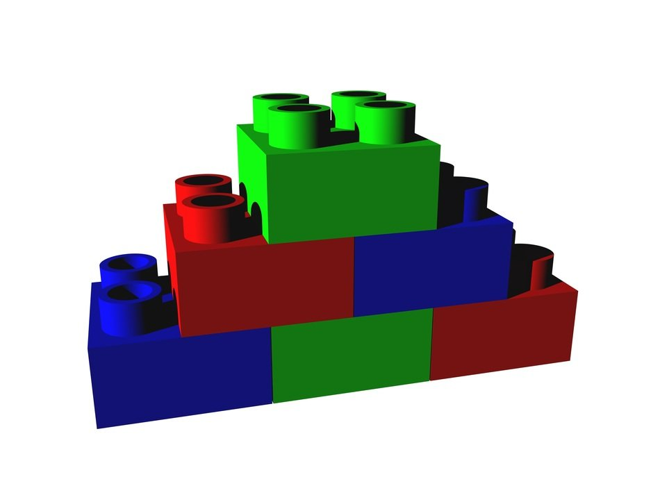 lego brick building toy colorful design