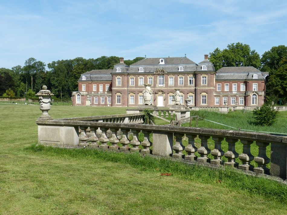 Schloss Nordkirchen a Baroque palace and park ensemble in Nordkirhene