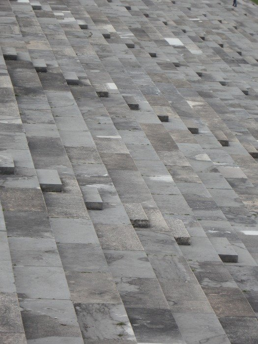 grey stone stairs pattern