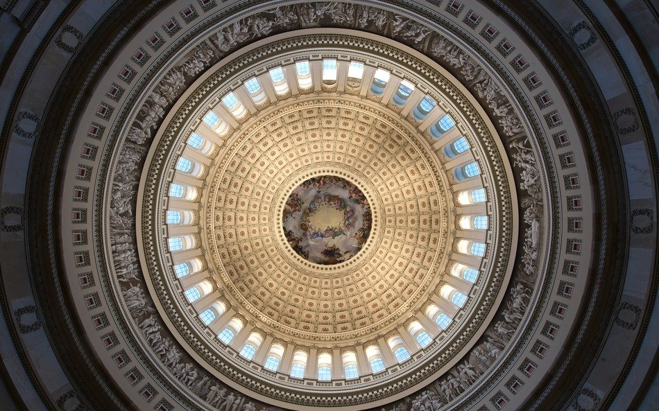 rotunda of washington capitol building