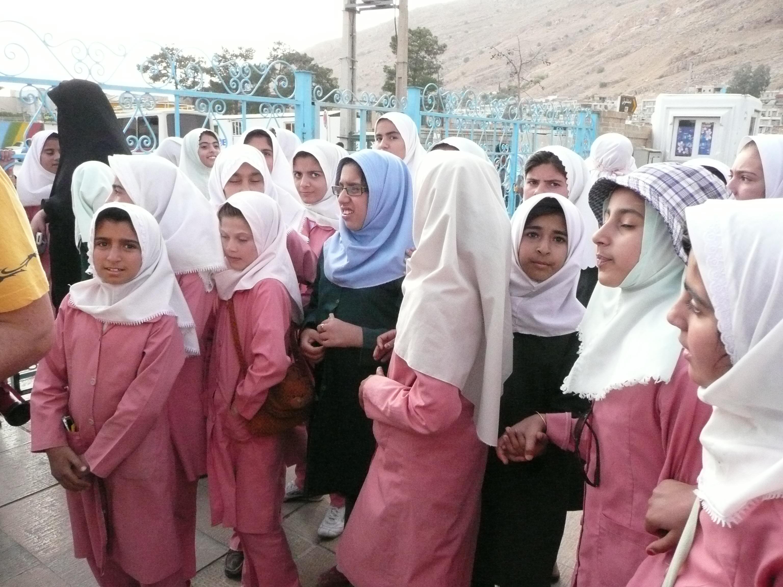 Movies teen persian girls school strings