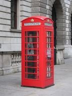 Photo of Red phone booth in London