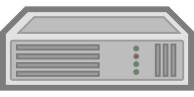 computer network router drawing