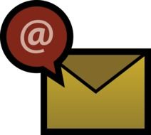 email communication mail internet