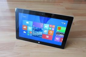 tablet with system windows8