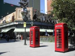 telephone booth buenos aires