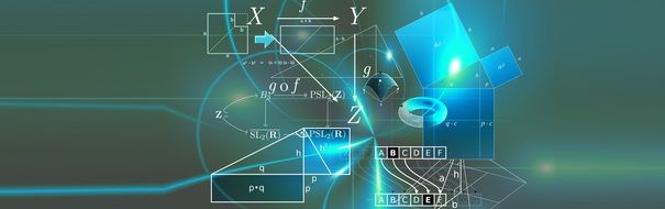 banner header mathematics formula