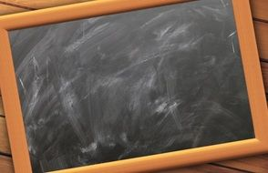 school board empty slate
