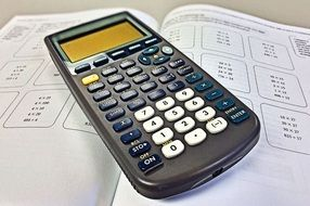 calculator math mathematics