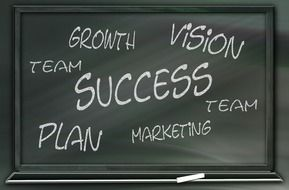 board success growth size vision