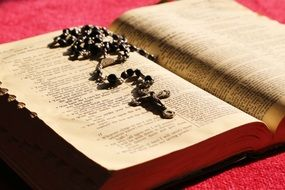 bible rosary prayer