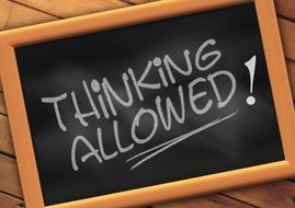 board school thinking allowed