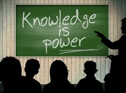 knowledge is power education