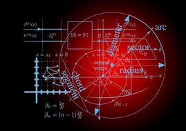 mathematics and physics formula