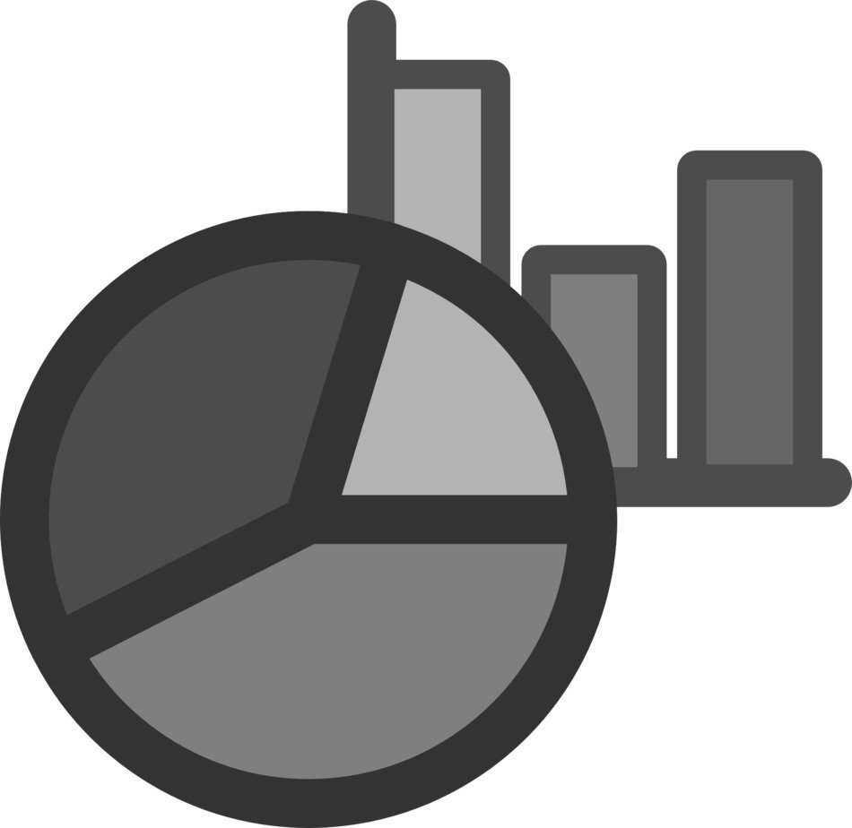 graphic gray symbols for diagrams