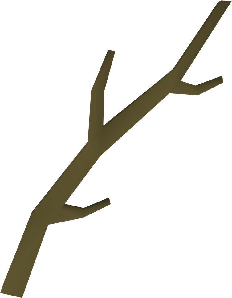 Simple Bare Tree Branch Drawing Free Image