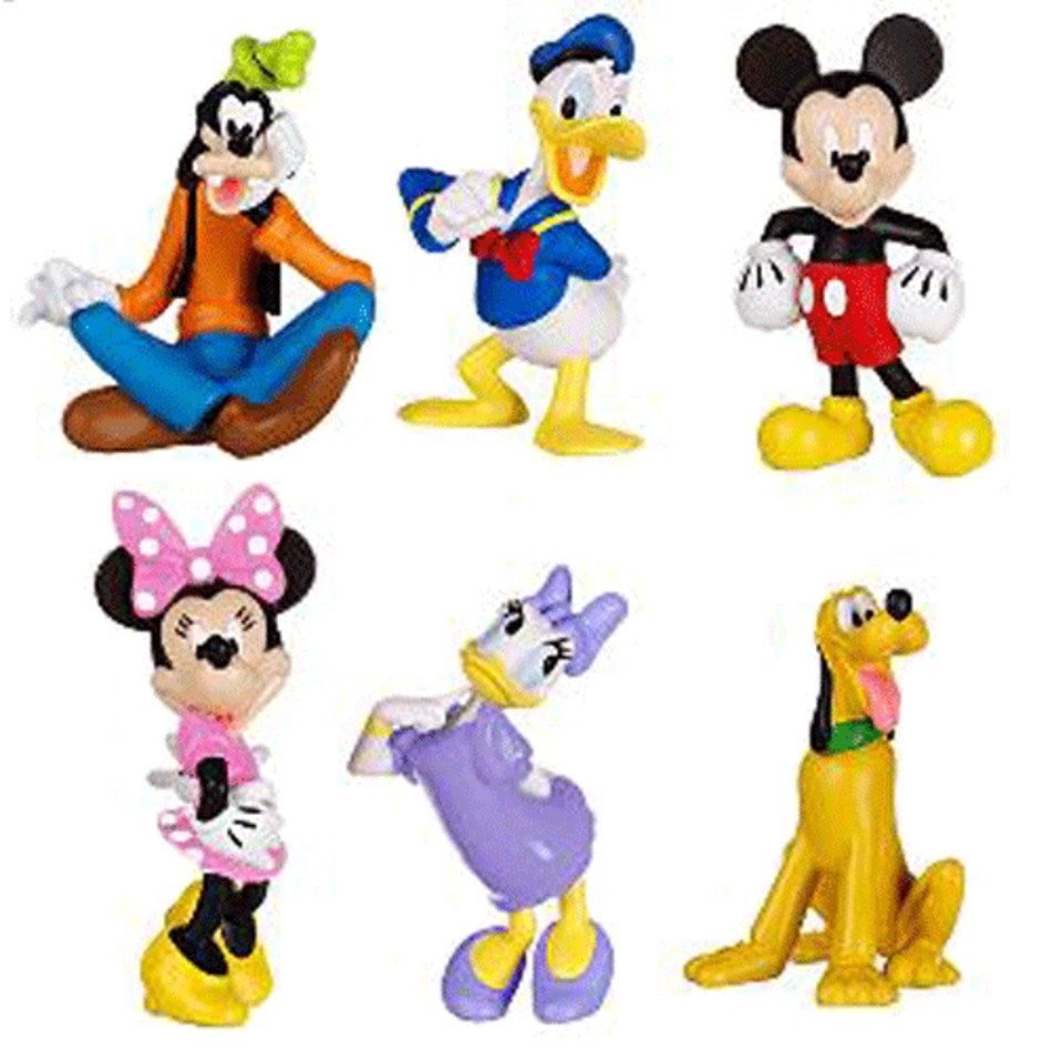 Mickey Mouse Clubhouse Characters N3 Free Image